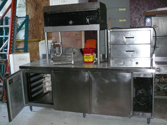 Les quipements jean guy mailloux inc cuisine boucherie for Equipement de cuisine commerciale